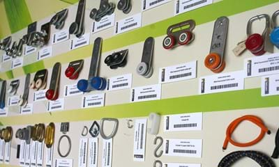 Parts and spares